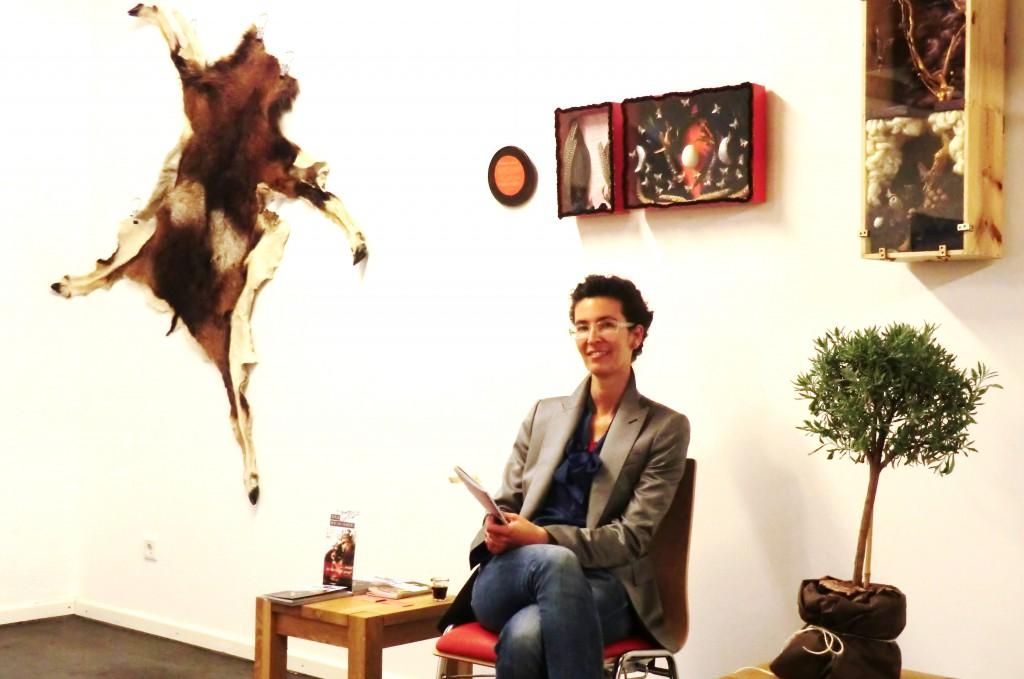 "Carmen Blom liest aus ""Tour Mal du Coeur"" Gedichte in bairischer Mundart & Schriftsprache."